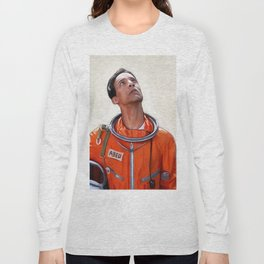 Abed The Astronaut - Six Seasons And A Movie - Community Long Sleeve T-shirt