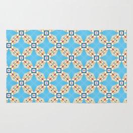 Mana #pattern #seamless Rug