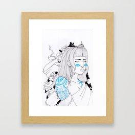Princess ZeZilia Framed Art Print