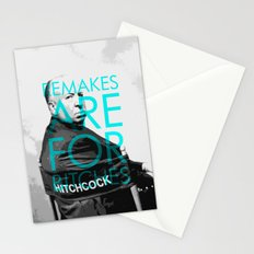 Movie Remakes Stationery Cards