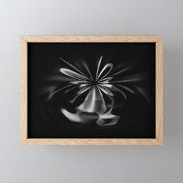My Little Animated Friend Framed Mini Art Print