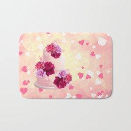 Pretty Cake Bath Mat
