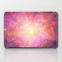 interstellar iPad Cases featuring Interstellar Nebula by Space99