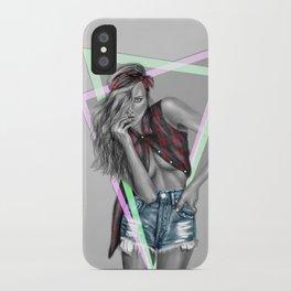 + Take Care II + iPhone Case