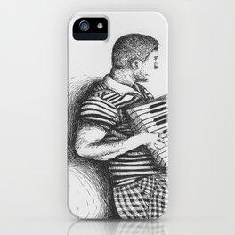 Via dell'Amore iPhone Case