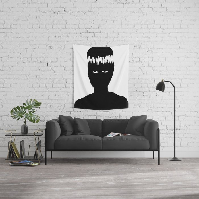 self Wall Tapestry