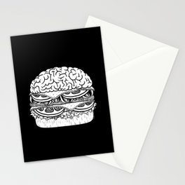 Always Hungry Stationery Cards