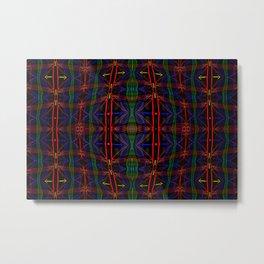 Colorandblack serie 244 Metal Print