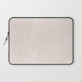 Urban Jungle Blush Laptop Sleeve