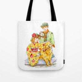 Kimono Kids vol.2 Tote Bag