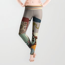 Telecom Chic Leggings