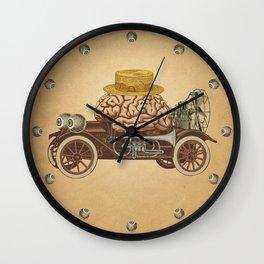 Intelligent Car Wall Clock