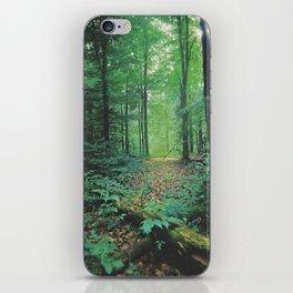 Forest Calm iPhone Skin