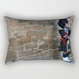 Bagpipes & Kilts Rectangular Pillow