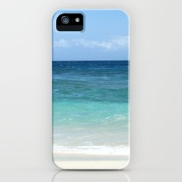 By the Seaside iPhone Case