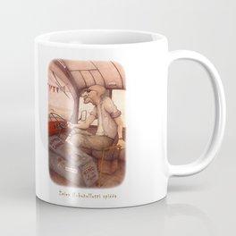 The King of the Road Coffee Mug