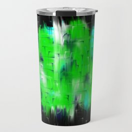 Defiance II Aqua Emerald Travel Mug