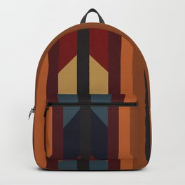American Native Pattern No. 168 Backpack