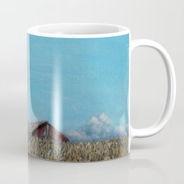 Over the Rise Coffee Mug
