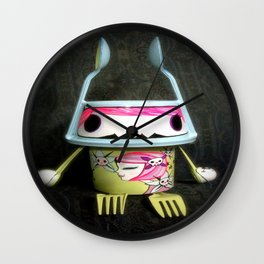 manu Wall Clock