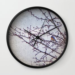 over yonder Wall Clock