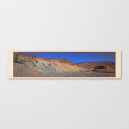 River Bed On The Hi Plateau Canvas Print