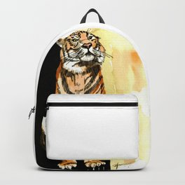 Wild thing! Backpack