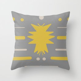 Dessert Star Throw Pillow