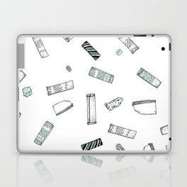 Gum Pattern Laptop & iPad Skin