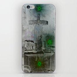 Dark Matter Machine iPhone Skin