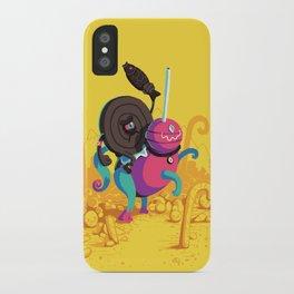 Kaiser Licorice III iPhone Case