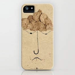 Oatmeal Cookies iPhone Case