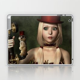 Surprise Call Laptop & iPad Skin