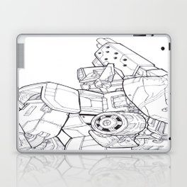 Big Grim Laptop & iPad Skin