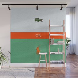 TENNIS or POLO Wall Mural
