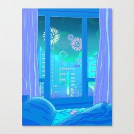 Tokyo Summer Dreams Canvas Print