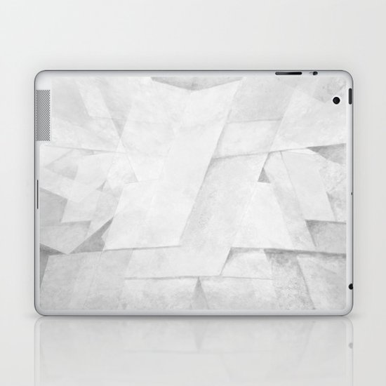 Folded Laptop & iPad Skin