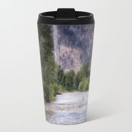 Rock Creek - Montana Travel Mug