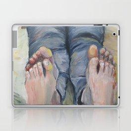 Boko maru painting Laptop & iPad Skin