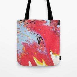 space splash Tote Bag