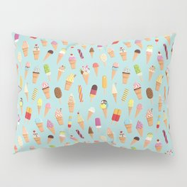 Ice cream Pillow Sham