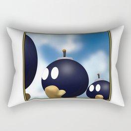 Bob-omb Battlefield Rectangular Pillow