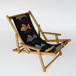 Pleco! Sling Chair