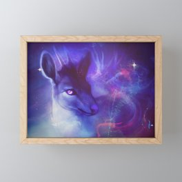 Come Into The Light Framed Mini Art Print