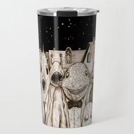 Innsmouth Meeting Travel Mug