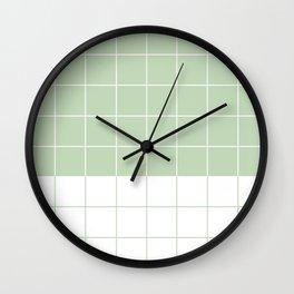 #C2D8B8 Wall Clock
