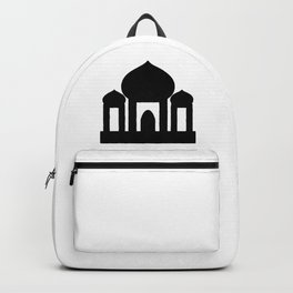 Mosque Icon Backpack