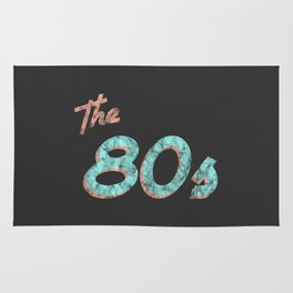 the 80s Rug