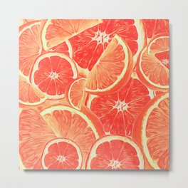 fruity and delicious A Metal Print
