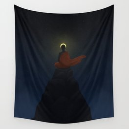 Floating Bridges Wall Tapestry